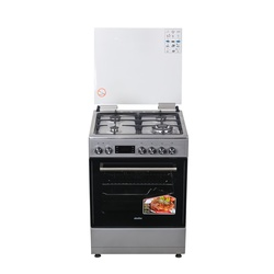 Simfer 6402NEI 4 Gas +  Electric Oven Cooker