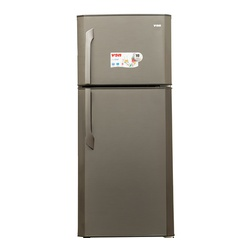 VON VART-28NGS Fridge, Top Mount Freezer, 225L - Silver