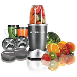 NutriBullet NBR-1212M Grey 12 Piece Set